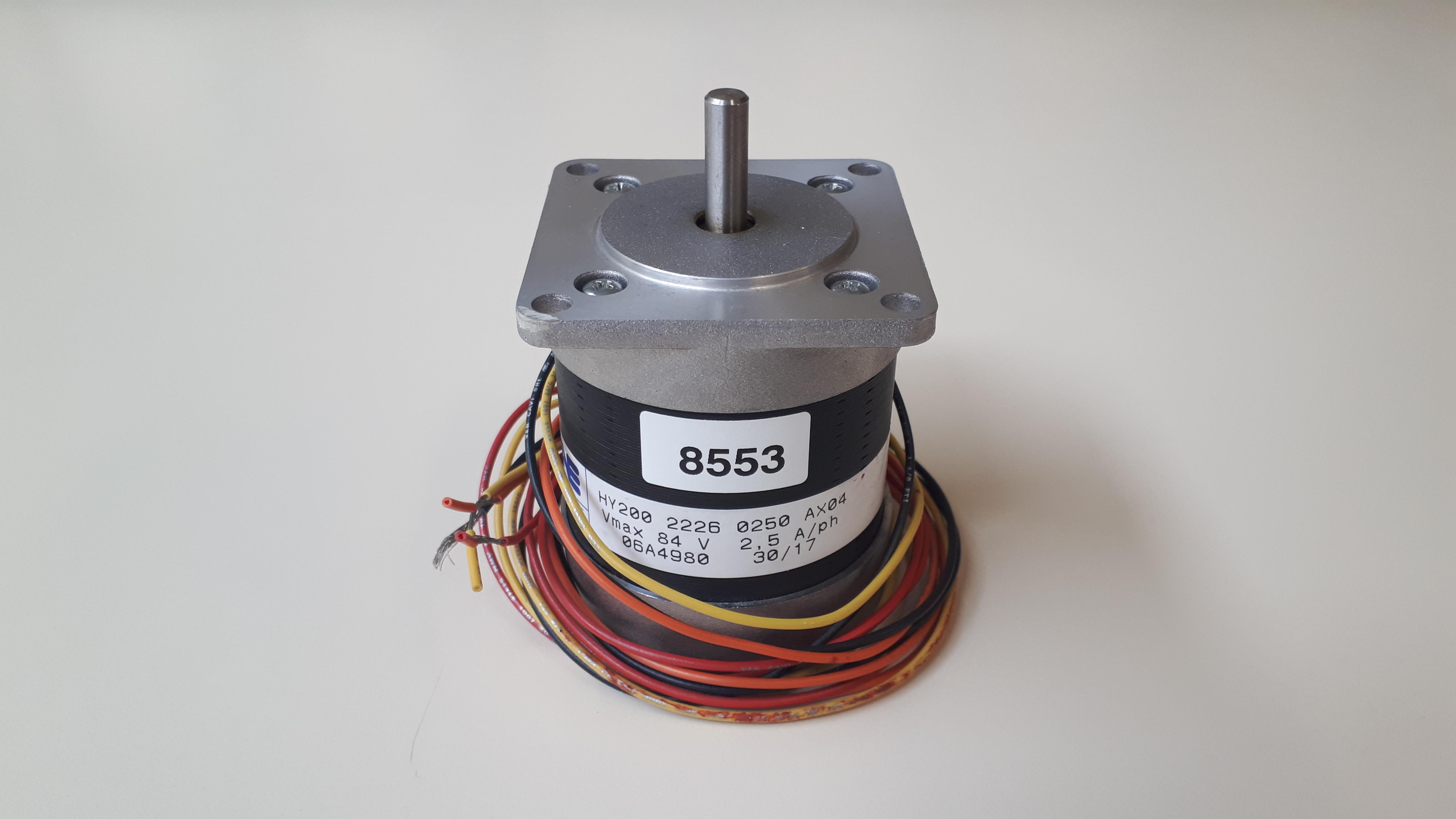 Moteur d'entrainement pour étiqueteuse industrielle HM Systems HM 4000