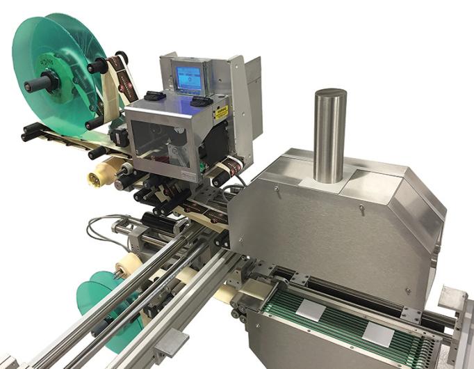 étiqueteuse industrielle HM 4000