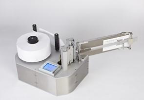 Etiqueteuse industrielle HM Linerfree HM Systems