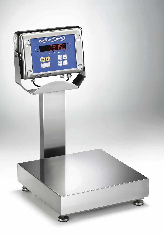 Balance industrielle Bilanciai PMA & Indicateur Bilanciai EV7-S