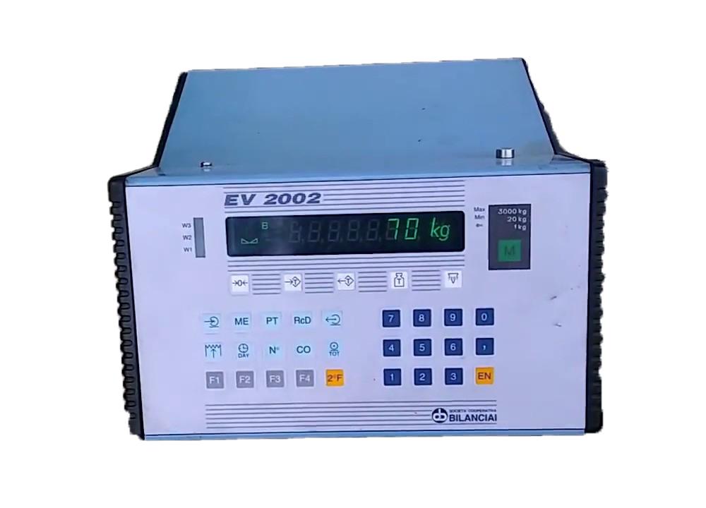 Indicateur de balance industrielle Bilanciai EV2002