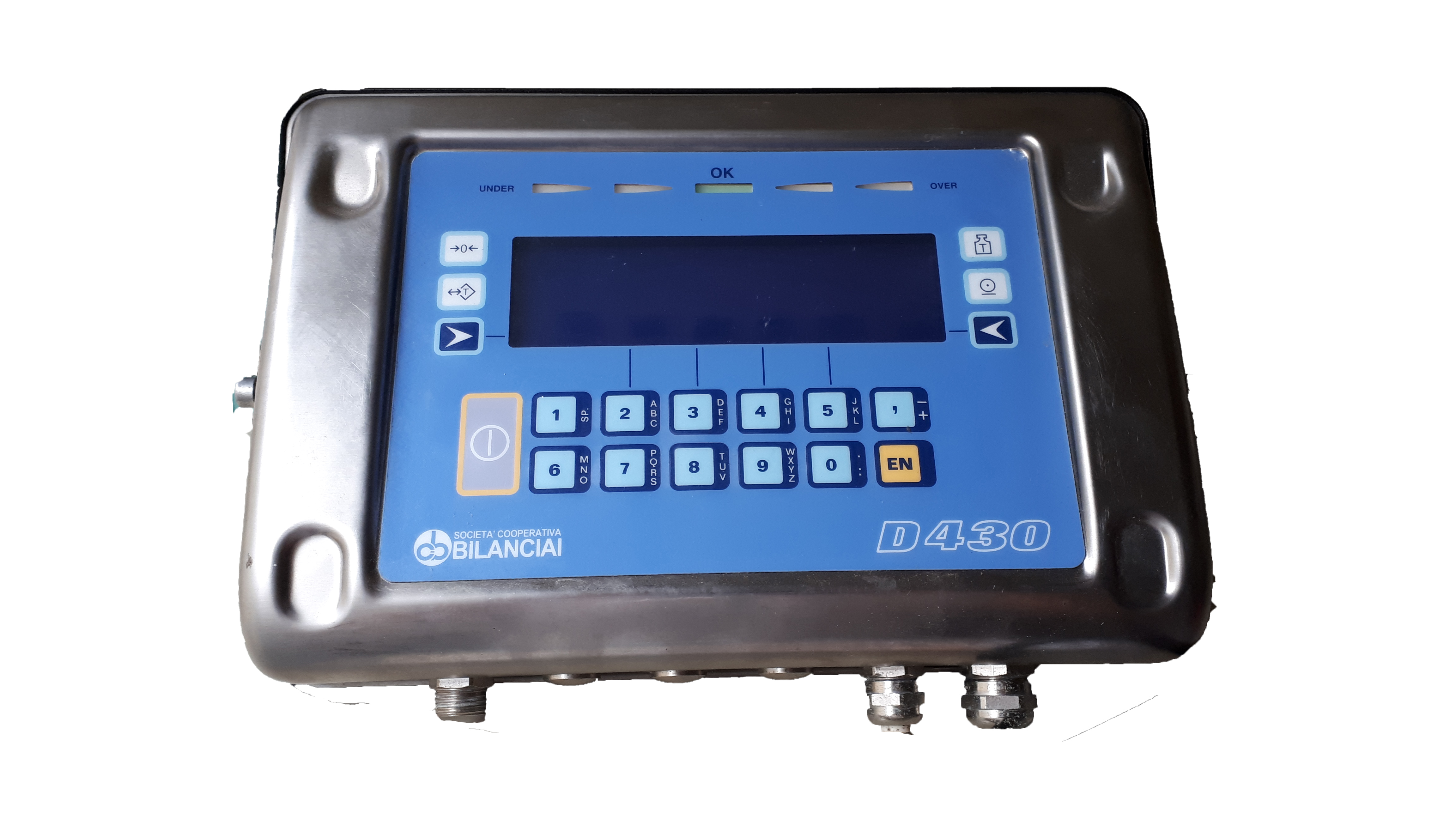 Indicateur de balance industrielle Bilanciai D430