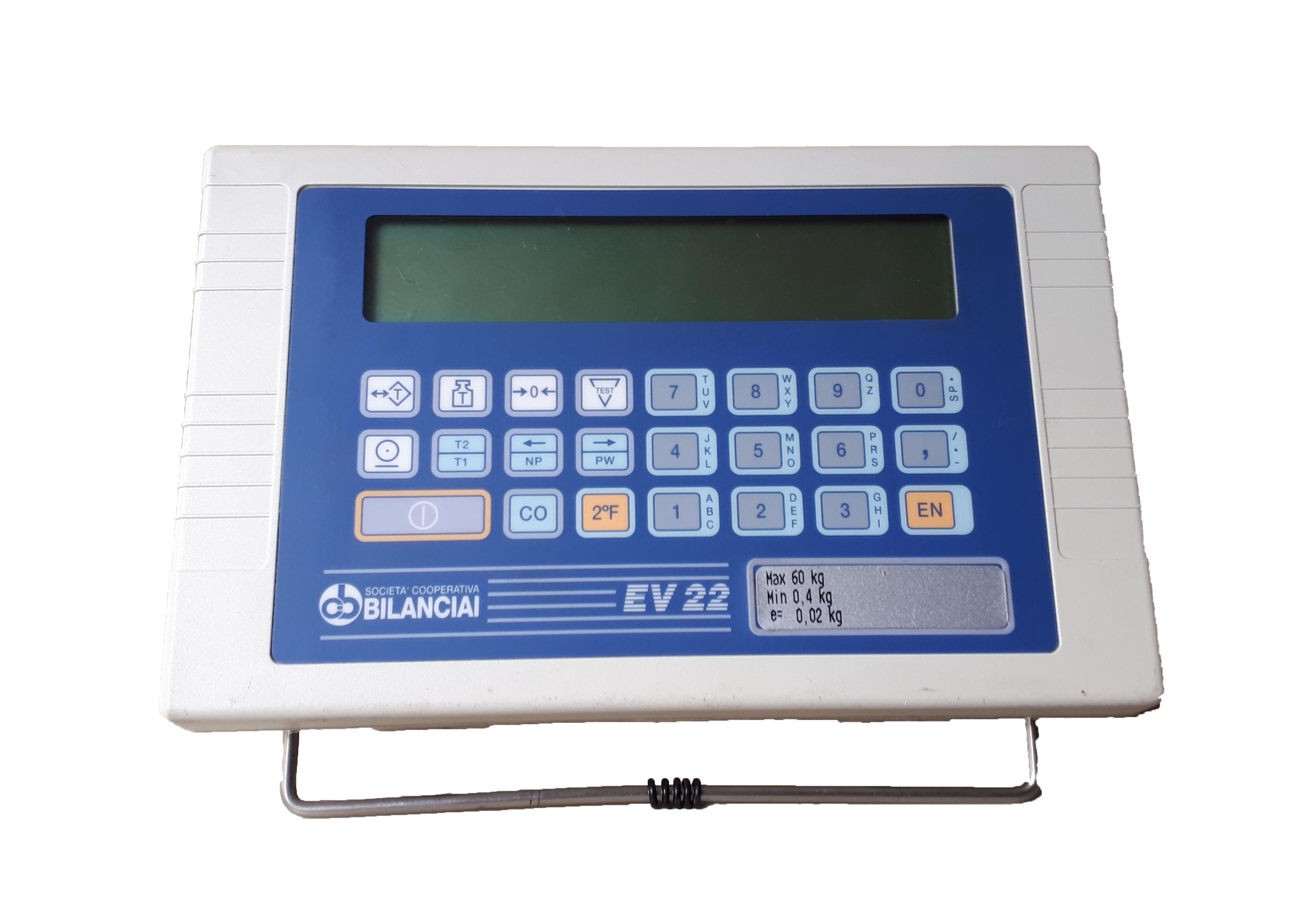 Indicateur de balance industrielle Bilanciai EV22