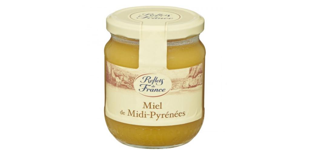 Etiquetage inviolabilité de pot de miel