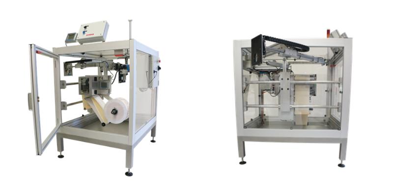 Etiquetage automatique industriel de palettes